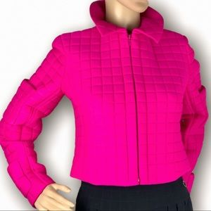 HOT PINK 😍 Chanel Jacket